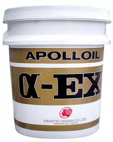 5/40 Apolloil ALPXA EX IDEMITSU  20л. синт. API Cl-4 Масло моторное /выведено/