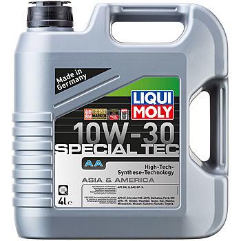 10/30 Special Tec AA LIQUI MOLY   4л. синт. API CF/SN Масло моторное /кор.4шт./ СНЯТО С ПРО-ВА