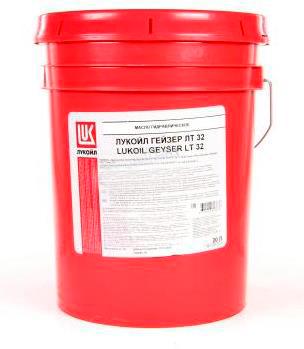 Гейзер ЛТ 32 Лукойл  21,5л. (17кг) мин. Масло гидравлическое