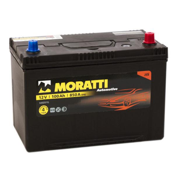 100 о.п. Moratti  Asia D31 850А  (301*174*225)